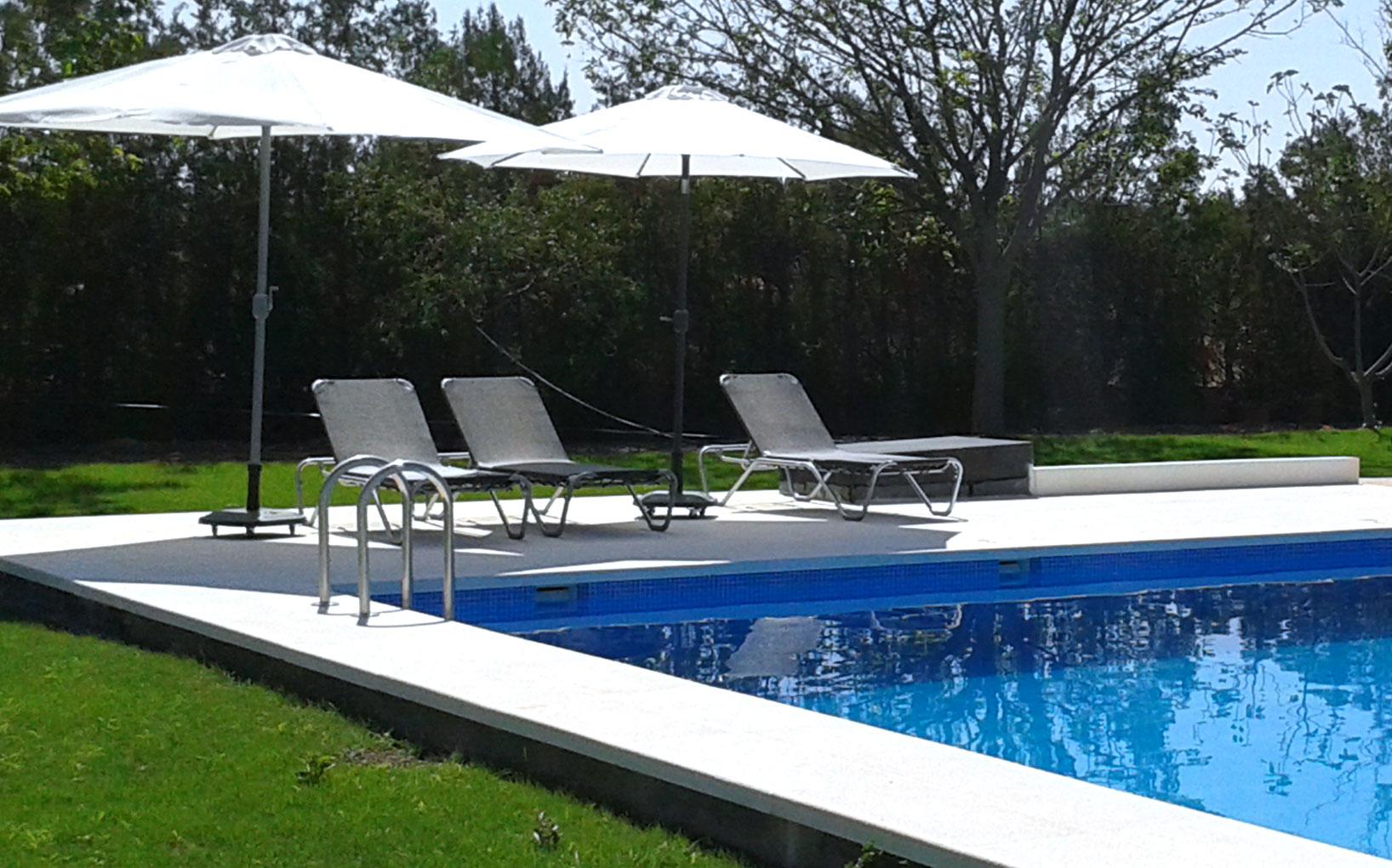 Rehabilitación piscina privada JL