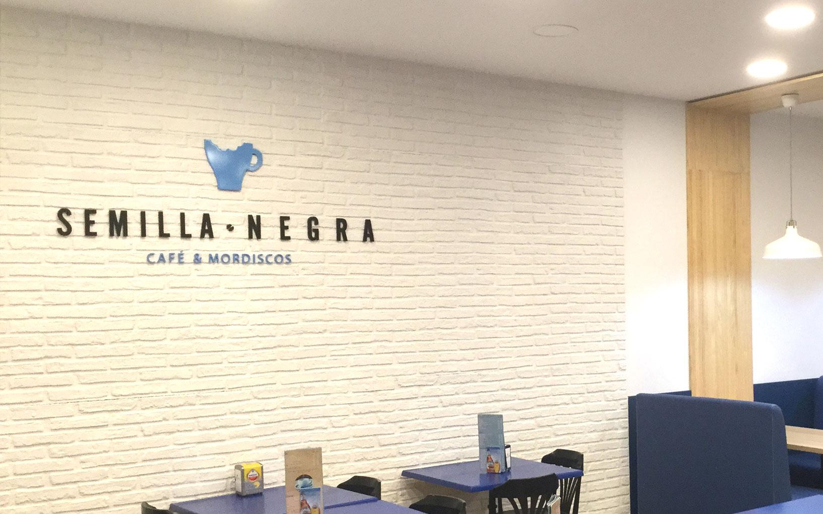 Cafetería Semilla Negra