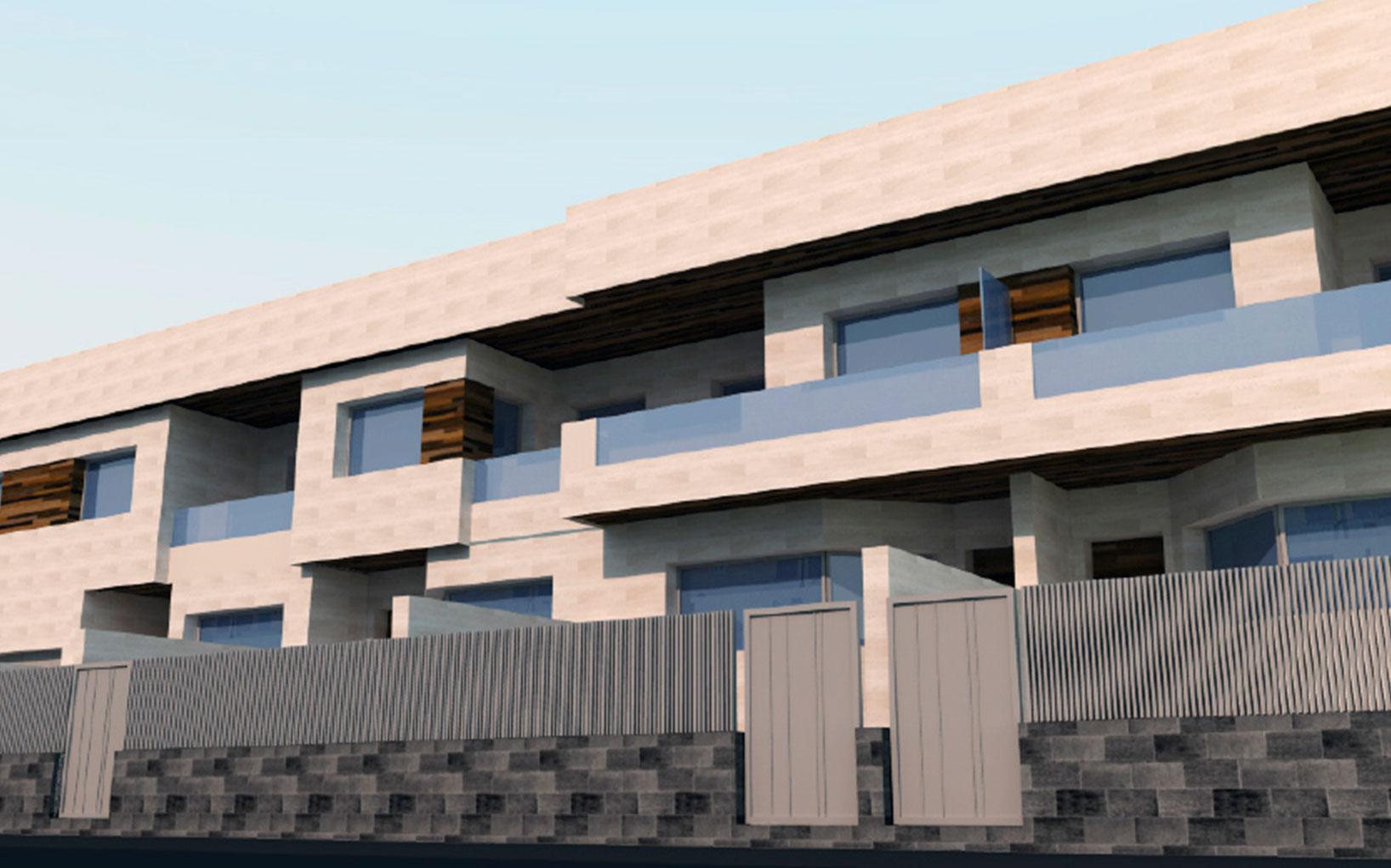 Residencial Santa Fiora - En construcción