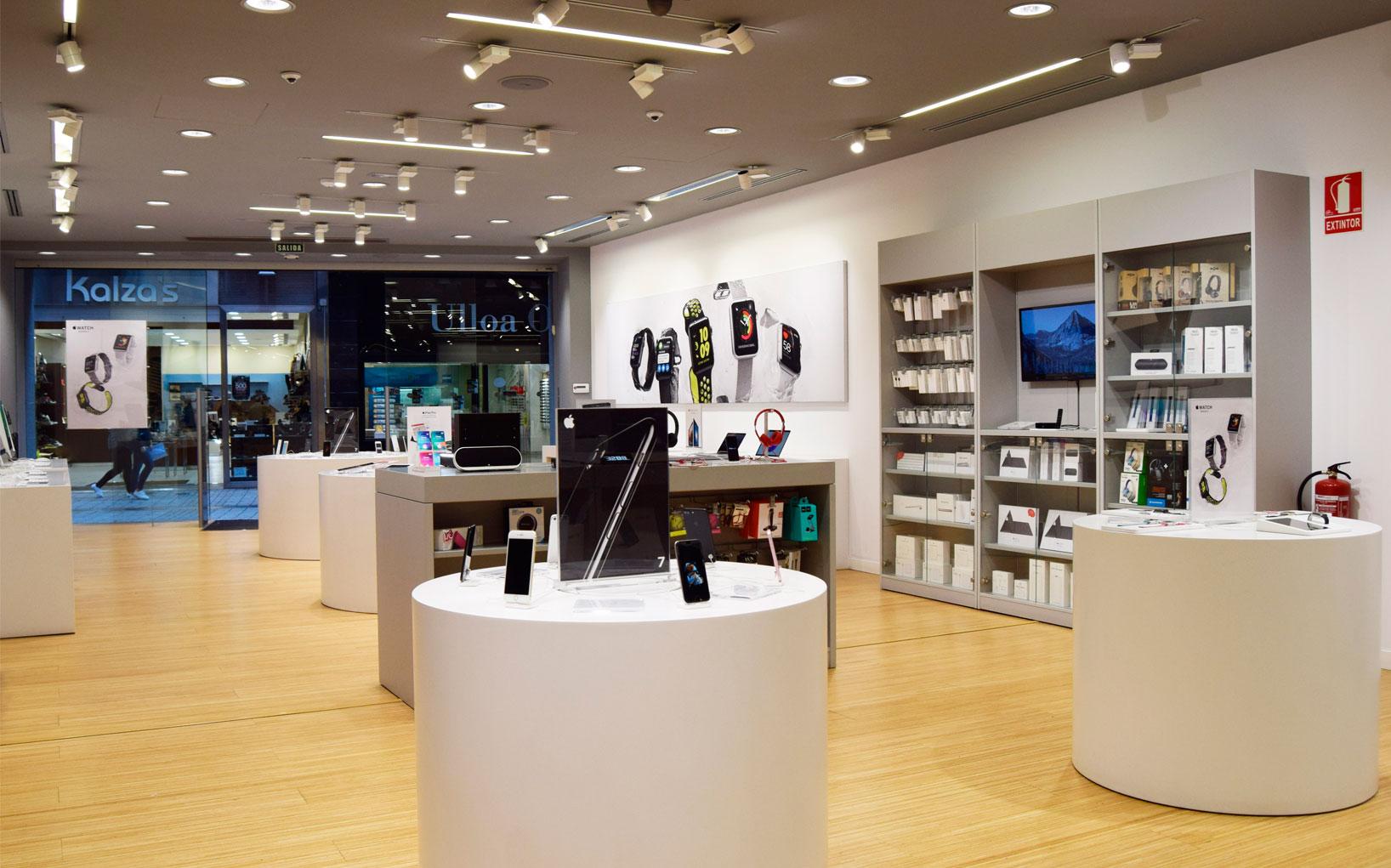 Tienda Apple Premium Reseller Benotac