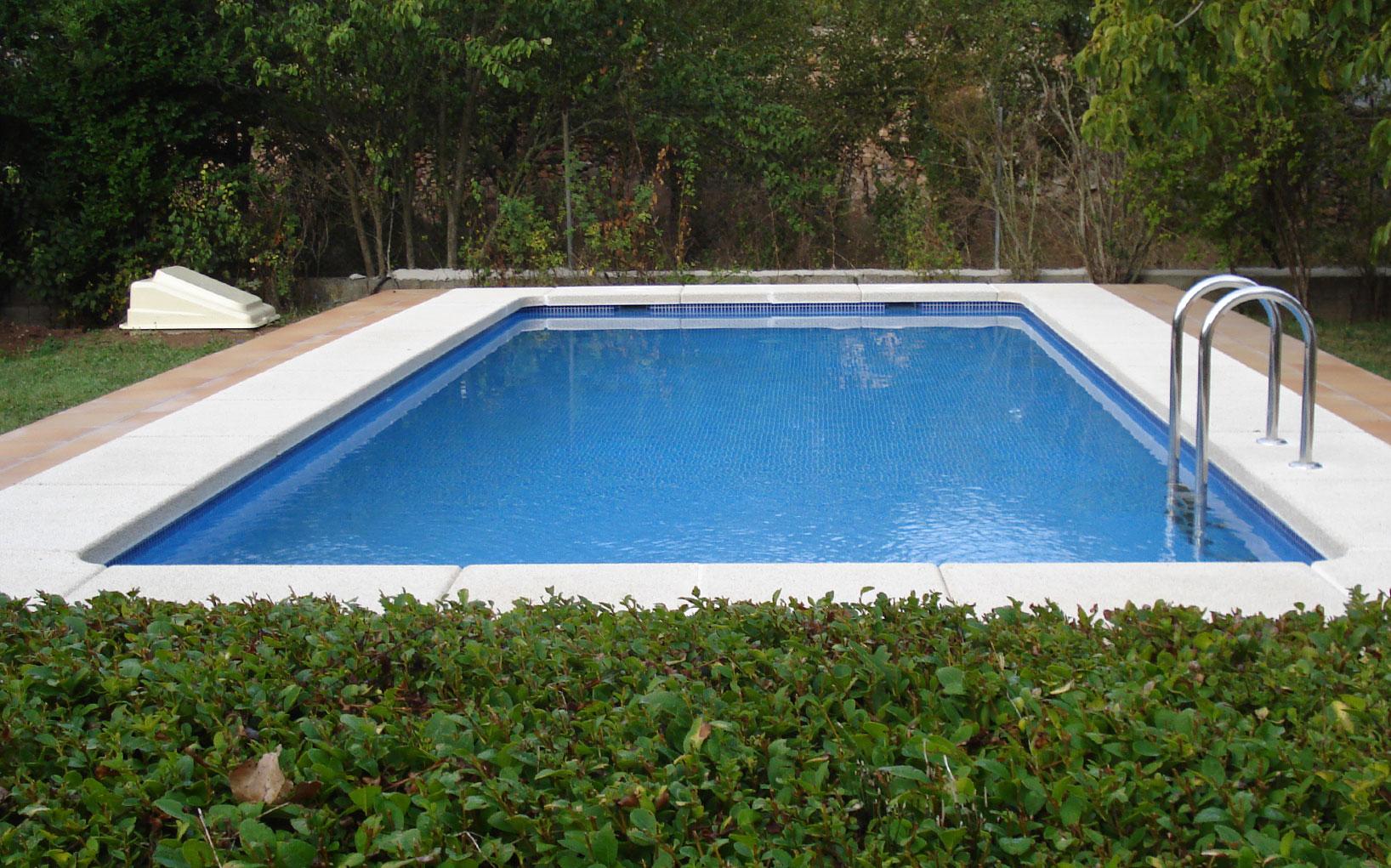 Rehabilitación piscina privada CR