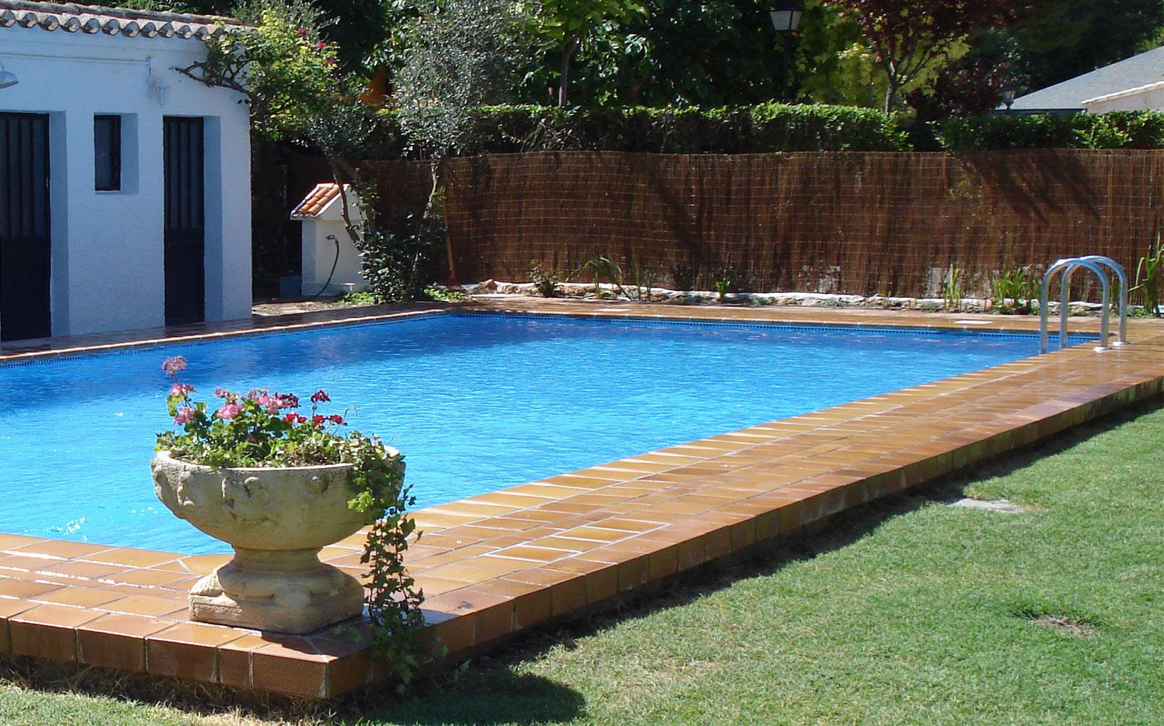 Rehabilitación piscina privada LC