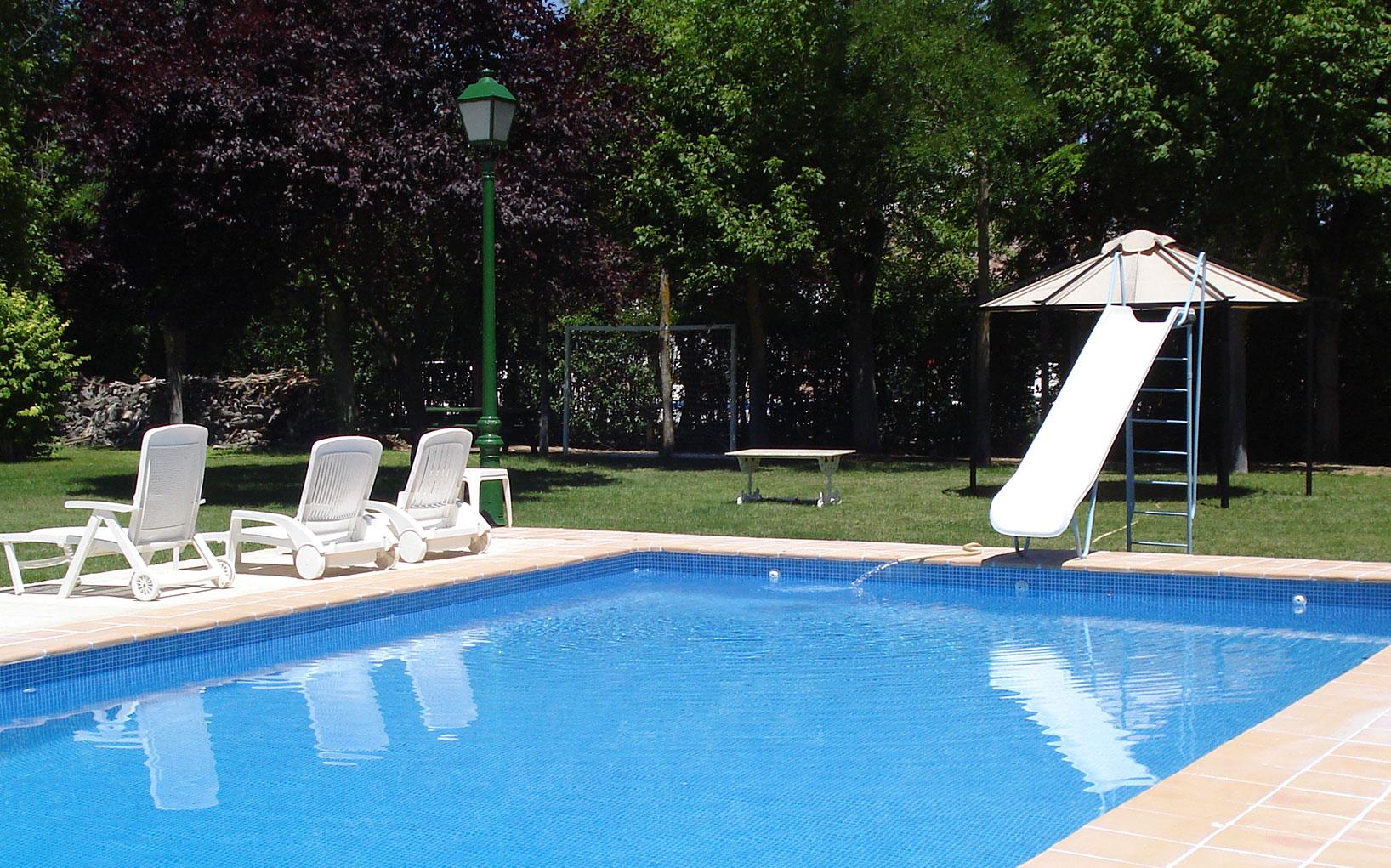 Rehabilitación piscina privada EC