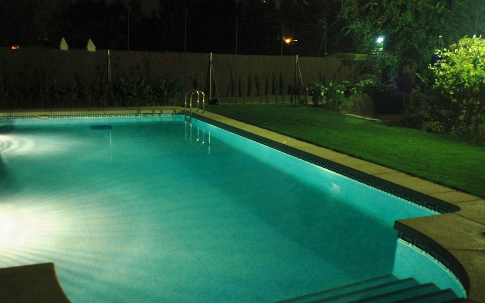 Piscina privada AN