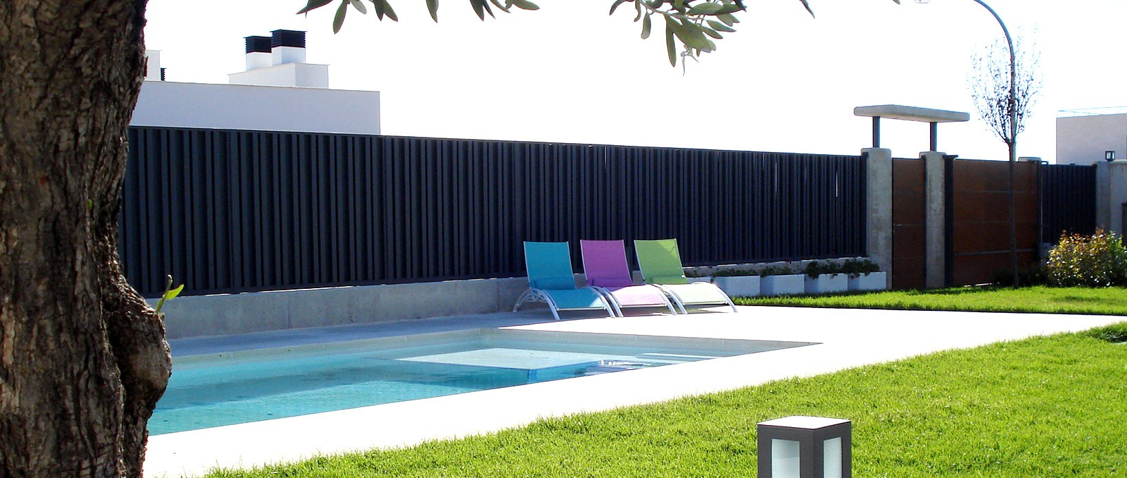 Vacheron Projects - Piscinas
